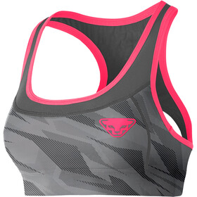 Dynafit React Camouflage BH Damen quiet shade camo